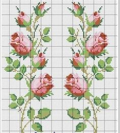 Exhilarating Designing Your Own Cross Stitch Embroidery Patterns Ideas Cross Stitch Bird, Cross Stitch Borders, Modern Cross Stitch, Cross Stitch Flowers, Cross Stitch Designs, Cross Stitch Embroidery, Christmas Embroidery Patterns, Hand Embroidery Patterns, Wedding Cross Stitch Patterns