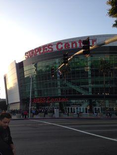 Staples Centre - Los Angeles