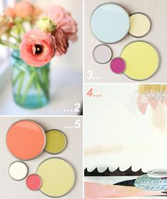 Love this palette from Decor8.  (Anyone know if there's an official Decor8 Pinterest user out there? I want to @ them . . . ) #palettes