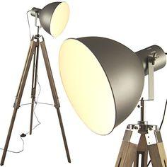 Spectacular Tripod Stehlampe Tischleuchte Industrial Design Stehleuch https amazon