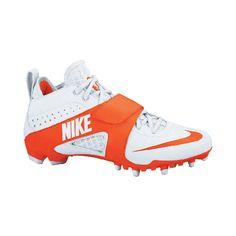 98dce12d476  LacrosseUnlimited Nike Huarache 3 Cleats in Orange.  sale  nike  lax Orange
