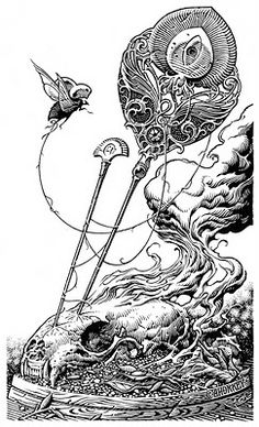 The Pawn by Aaron Horkey