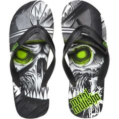 Metal Mulisha Mens Enigma Sandal Slipper Footwear - http://shoes.goshopinterest.com/mens/sandals-mens/metal-mulisha-mens-enigma-sandal-slipper-footwear/