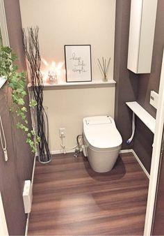 ご訪問ありがとうございます今話題の松居一代さんのYouTube・・みんな見ました⁉︎わたしきのう、寝る前に見てもうてヒィー!怖くて眠れなくなりましたまぶたを閉… Natural Interior, Toilet, Diy And Crafts, Bathtub, New Homes, Bathroom, House, Design, Home Decor