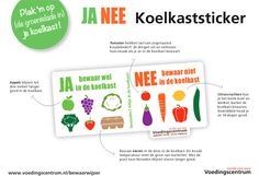 Welke groenten en fruit bewaar je best in de koelkast? - Het Nieuwsblad: http://www.nieuwsblad.be/cnt/dmf20151112_01966303?_section=64186843