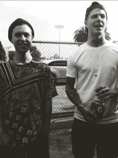 Zach Abels and jesse Rutherford