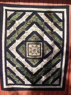 Military Quilts