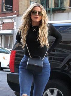 Khloe-Kardashian-Givenchy-Mini-Pandora-Box-Bag