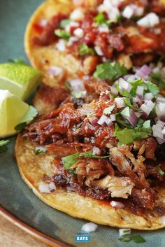 You can transform your leftover turkey meat into wonderfully crispy and juicy shreds that are a dead ringer for carnitas, minus all the lard and time involved. This is a technique I discovered by accident a few years back, when I decided to see what would Leftovers Recipes, Meat Recipes, Mexican Food Recipes, Cooking Recipes, Healthy Recipes, Turkey Leftovers, Sausage Recipes, Chicken Recipes, Thanksgiving Leftover Recipes