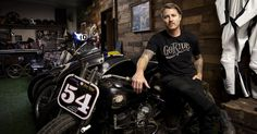 National Moto Champion turned award-winning custom motorcycle designer Roland Sands leads a group across the back roads of Vietnam.