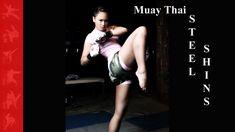 Muay Thai Shin Training #muaythai #martialarts