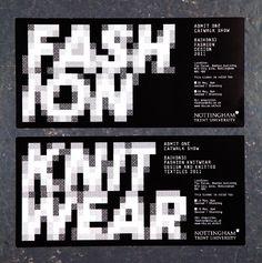 NTU Graduate Fashion Week - Andrew Townsend