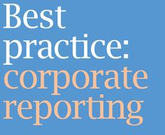 New morning conference - Best Practice: Corporate Reporting to take place on 2 July. Tickets just £75. Speakers include: James Tyler, TelecityGroup, Ed Thacker, Land Securities, Mark Jackson, BIS,Kate Jefferies, International Integrated Reporting Council and Michael Nugent, International Integrated Reporting Council Visit www.communicatemagazine.co.uk/corporatereporting for info and tickets.