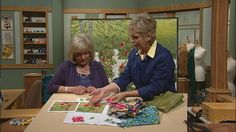 Video: Landscape Quilting Workshop Part 2 | Watch Sewing with Nancy Online | WPT Video