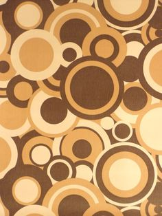 Original retro wallpaper & vinyl wallcovering from the sixties & seventies - A unique collection of original 1950's to 1980's wallpapers for sale!