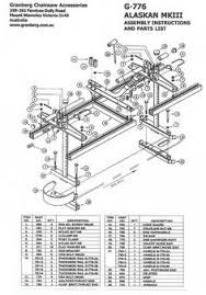Details about BAND SAWMILL PLANS BUILD IT YOURSELF