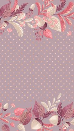 Ideas For Wall Paper Iphone Fall Pattern Wallpaper For Your Phone, Fall Wallpaper, Cellphone Wallpaper, Flower Wallpaper, Screen Wallpaper, Mobile Wallpaper, Bts Wallpaper, Wallpaper Backgrounds, Iphone Wallpaper