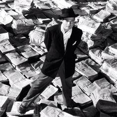 Orson Welles in Citizen Kane (1941)