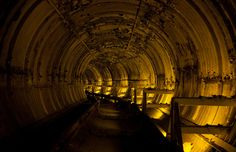 10 awesomely creepy abandoned Cold War missile silos...