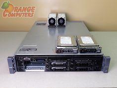 Dell PowerEdge R710 Dual E5540 QC 2.53GHz 32GB 2x 300GB 15K SAS 3.5in H700