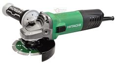 SMERIGLIATRICE ANGOLARE HITACHI G12SW MM. 115 WATT. 1200 http://www.decariashop.it/hitachi/21270-smerigliatrice-angolare-hitachi-g12sw-mm-115-watt-1200-4966376246168.html