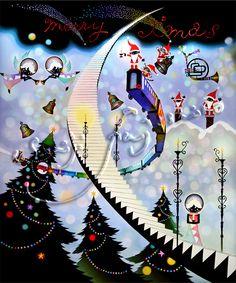 メリークリスマス光の祈り Seiji Fujishiro