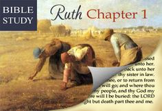 Bible Study - The Book Of Ruth