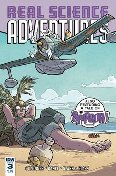 Download Free Real Science Adventures #3 (2017)