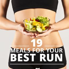 We've compiled 19 of our favorite meals and snacks to help you run your best and also recover from those adventurous runs.