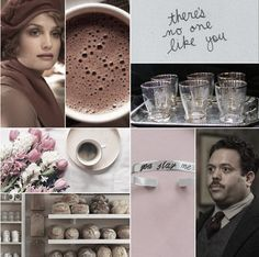 Jacob and Queenie Moodboard (Google Search Image)