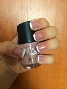 Hello guys, I thought it's time to share my tips with you about one of my favourites manicure. Manicure, Nails, Things To Think About, Nail Polish, Classy, French, My Favorite Things, Blog, Beauty