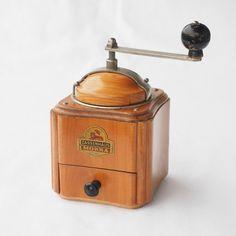 RARE Vintage ZASSENHAUS Record  458 Coffee Grinder by sams531