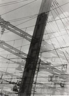 Raoul Hausmann (1886 - 1971)   Construction en fer, Limoges  1954