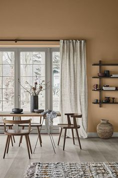 The Scandinavian Interior Colour Trends of 2019 from Jotun Lady Interior Paint Colors, Gray Interior, Best Interior, Interior Modern, Interior Painting, Scandinavian Interior Design, Scandinavian Home, Jotun Lady, Inspiration Wand