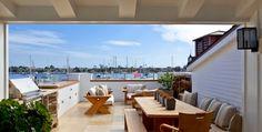 Balboa Island 1 - Love the furnishings!