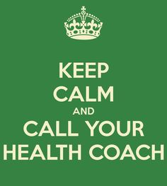 Health coaches help keep you on track towards your health & wellness goals…