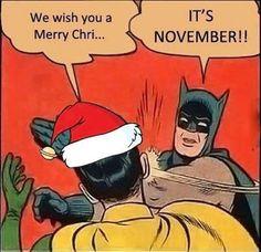 Batman christmas ufunk La Sélection du Week End n°115 (image)
