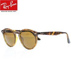 レイバン サングラス Ray-Ban RB2180F 710/73 49 ラウンド 専用ケース付 正規品・保証対応 送料無料 メンズ レディース RayBan sungrazie 01 Ray Bans, Fashion, Moda, Fashion Styles, Fashion Illustrations