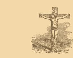Crucifixion of Jesus Power Point is a PPT template designed for Religious or Christian needs