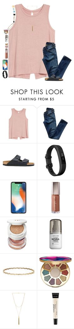"""OH MY GOSH. CAMERON DALLAS LIKED MY COMMENT ON INSTAGRAM."" by classyandsassyabby ❤ liked on Polyvore featuring Halogen, Citizens of Humanity, Birkenstock, Fitbit, Tom Ford, tarte, Vanessa Mooney, philosophy and Maybelline"