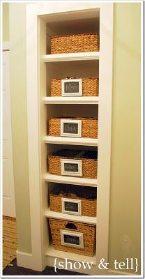 For the tiny closet you don't know what to do with.