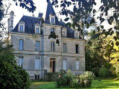 French Chateau for sale in 79 - Deux Sevres , Poitou Charentes France. Charming XIXth C Château to restore, with 410 m2 of living accommodation. Original features. Caretaker's cottage and outbuildings. The ensemble is set in 3.6 ha grounds comprising park, meadows, orchard and vegetable garden.