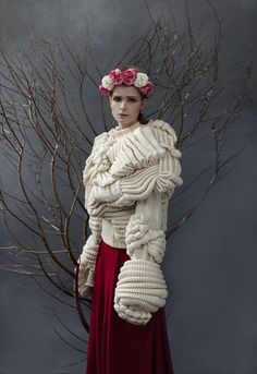 #extremeknitting #soywoolly  Carlo Volpi