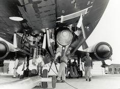 Lockheed YF-12A with a Hughes AIM-47 Air to Air Missile