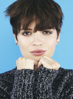 Pixie Geldof by Stefan Zschernitz for Ponystep Winter 2013