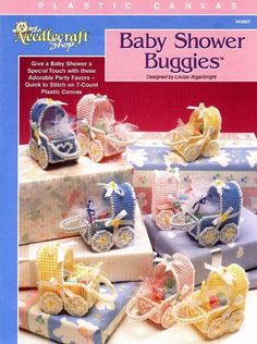 baby shower buggies 1-4 NCS-943807