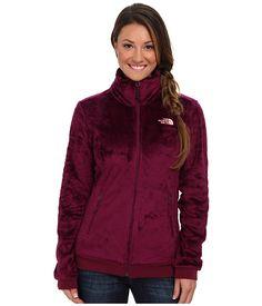 The North Face Mod-Osito Jacket Parlour Purple/Parlour Purple - 6pm.com