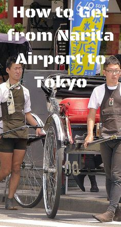 How to Get from Narita Airport to Tokyo.