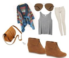 """""""casual"""" by danianggraeni on Polyvore"""