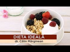 Dieta Ideală - Dr. Calin Mărginean - YouTube